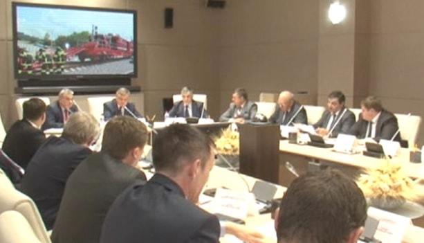 Заседание пожарно технической комиссии