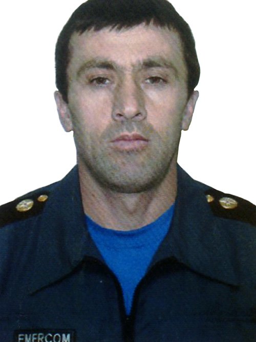 Алиев Али Абубакарович