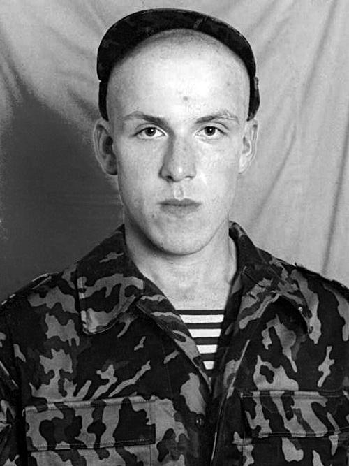 Ануфриев Василий Михайлович
