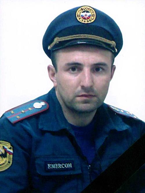 Гайдаров Гайдар Мусанипович