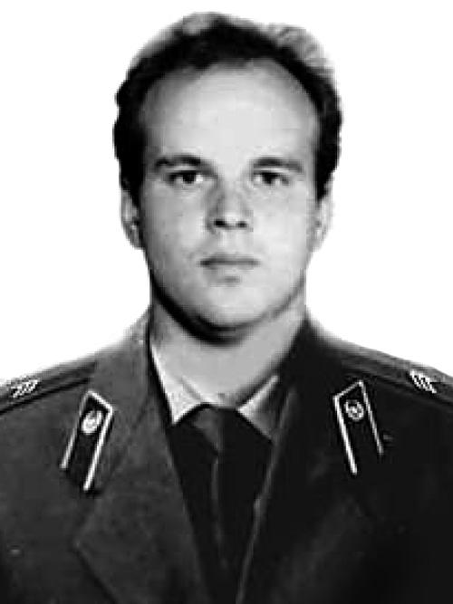 Харламов Сергей Валентинович