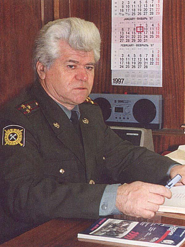 Карпов Владимир Павлович