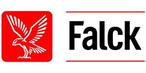 Логотип компании Falck