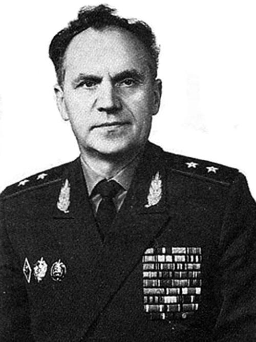 Обухов Федор Васильевич