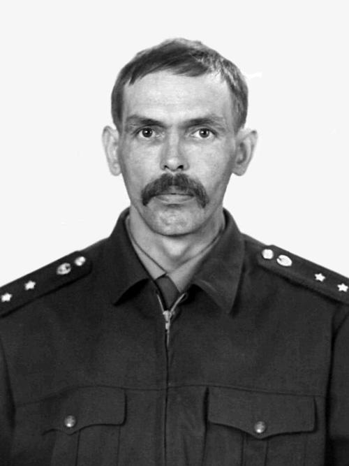Панюков Николай Александрович