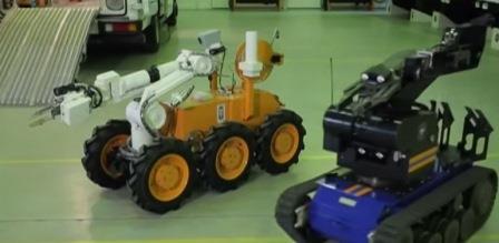 Роботы МЧС