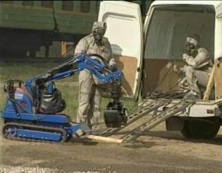 Роботы при проведении АСР
