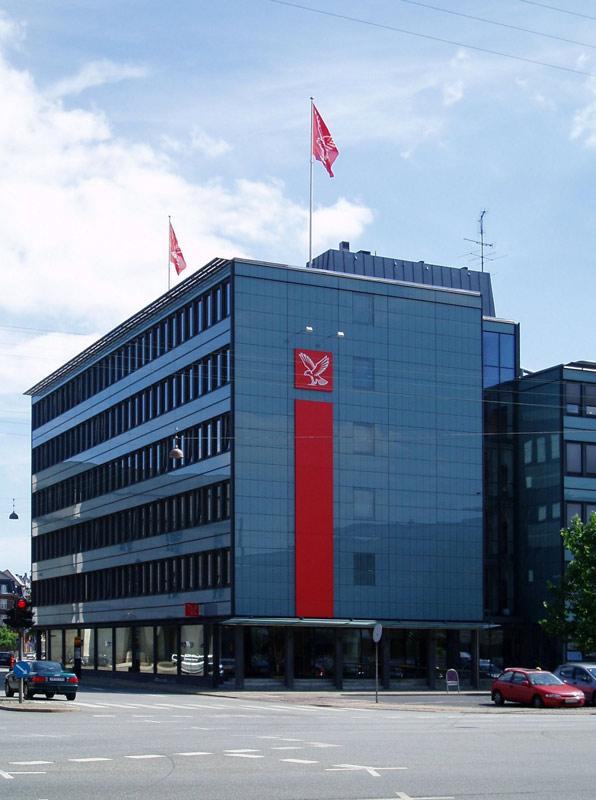 Штаб-квартира компании Falck