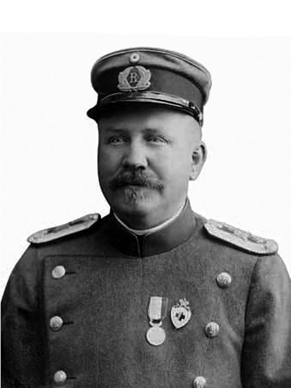 Софус Фальк (Sophus Falck)
