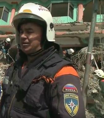 Спасательные работы при проведении АСР