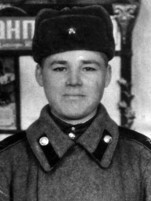 Тенякшев Михаил Андреевич