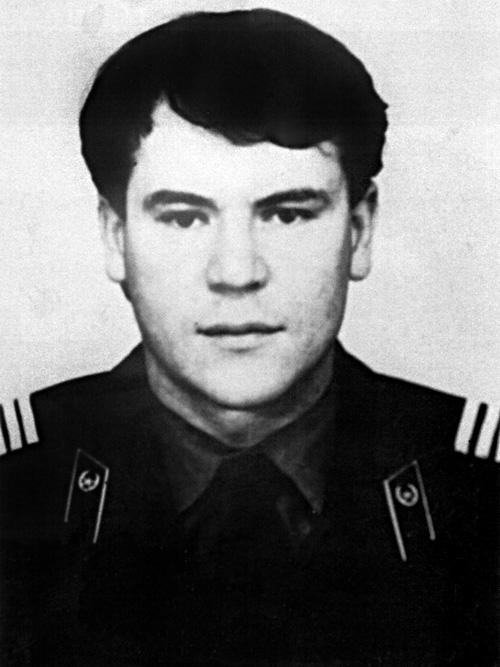 Творилов Сергей Виринеевич