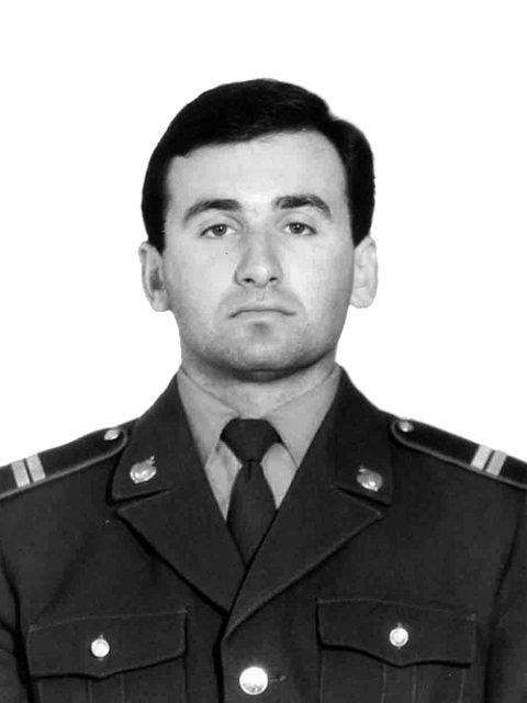 Бероев Асламбек Зелимханович