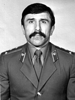 Бетилгиреев Муца Абдулкаирович