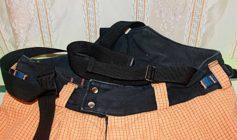 Боевая одежда пожарного – брюки