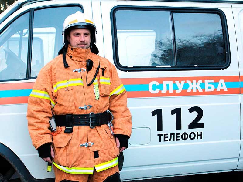 Боевая одежда пожарного - куртка