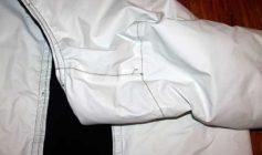 Боевая одежда пожарного – куртка