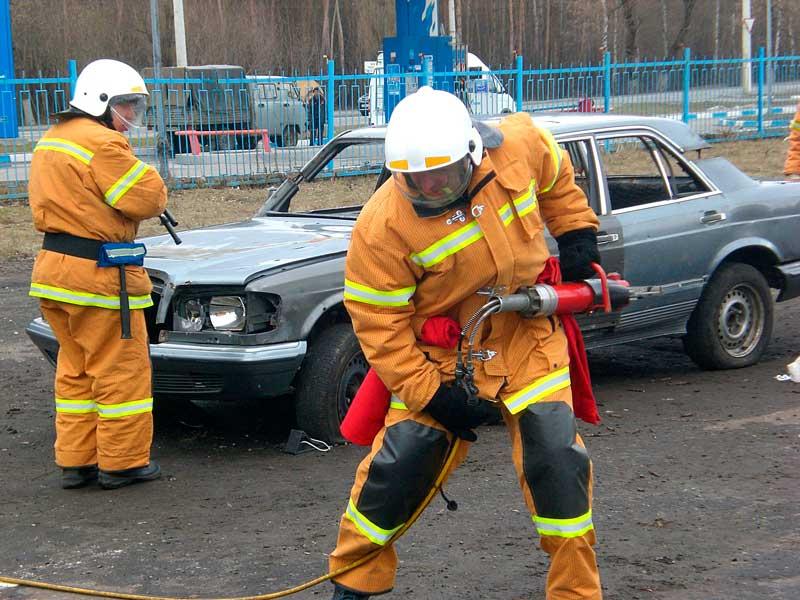 Боевая одежда пожарного от ЗАО АСО
