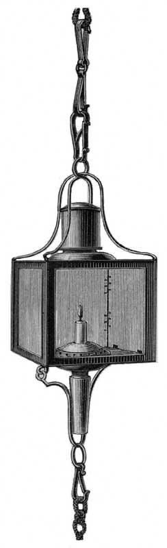 Каланчовый сигнальный фонарь