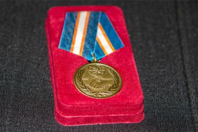Медаль за содружество во имя спасения