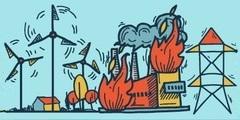 Пожар и его развитие