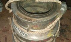 Сетка всасывающая с веревкой СВ-125