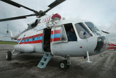 Вертолет Ми-8 МТВ