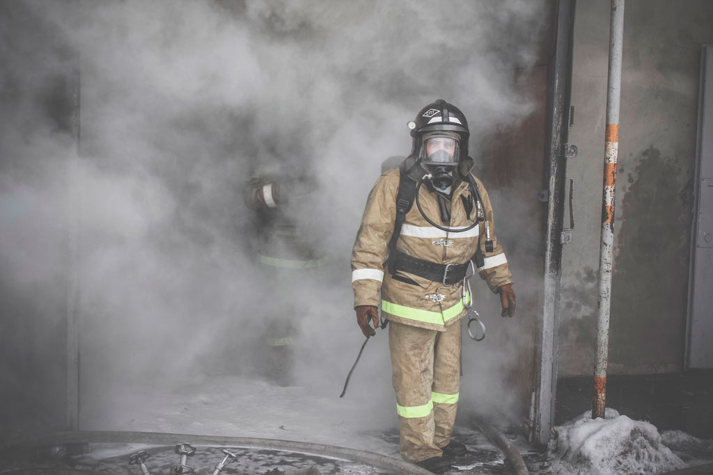 Реферат на тему тушение пожаров в лечебных учреждениях 1213