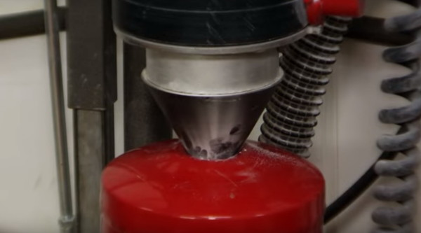 Зарядка огнетушителей
