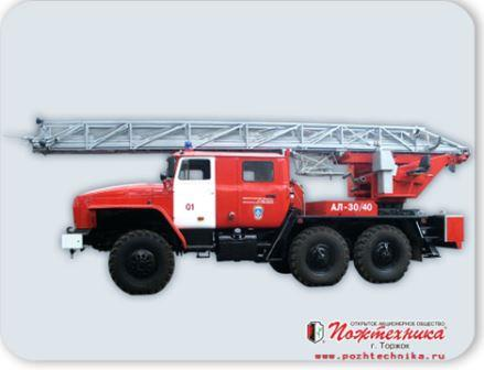 АЛ-30-40 Урал-5557