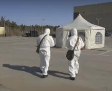Авария с выбросом радиоактивных веществ