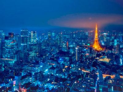 Городская агломерация Токио