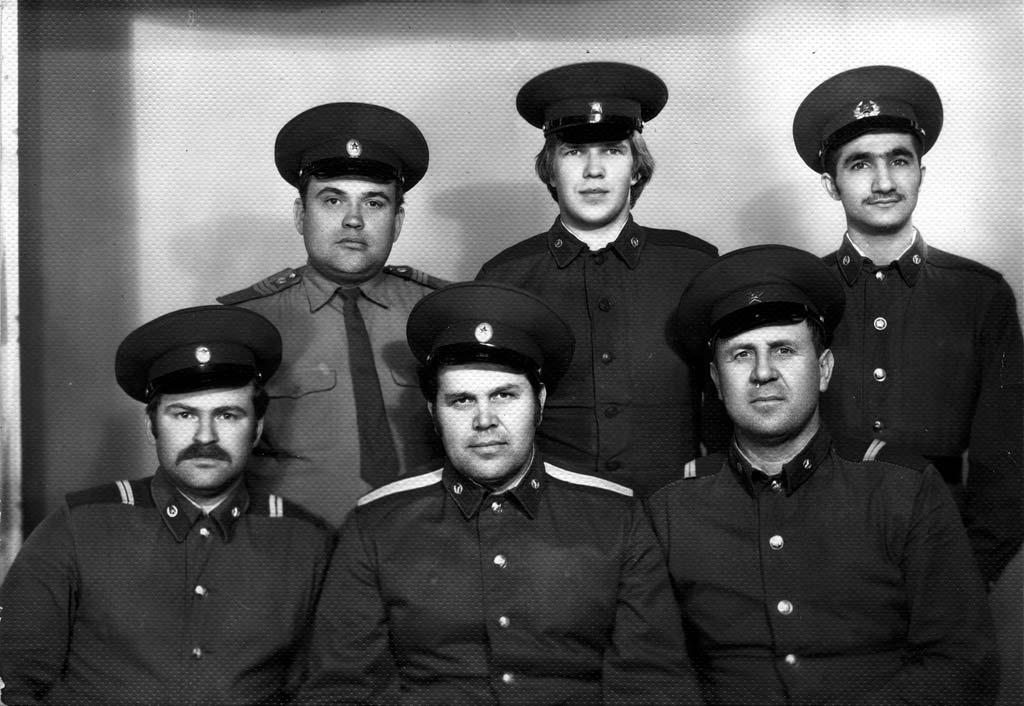 Отличное отделение 1 караула 1 СВПЧ г. Краснодара