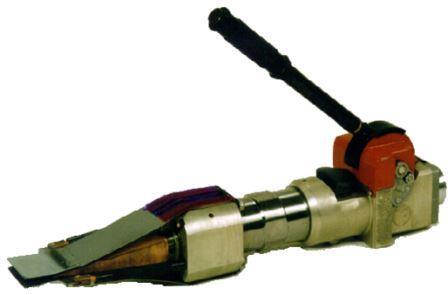 Домкрат клиновой гидравлический моноблочный ДКГМ - 80