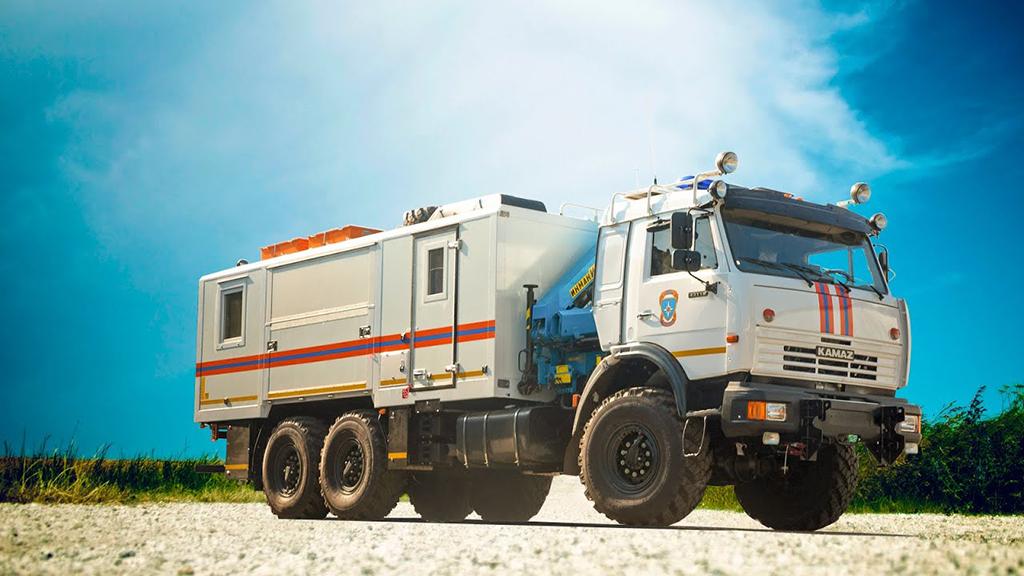 Аварийно-спасательная машина (АСМ)