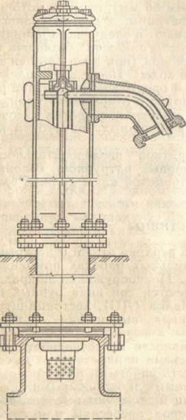 гидрант колонка