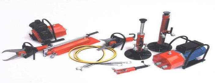 Гидравлический ручной механизированный инструмент
