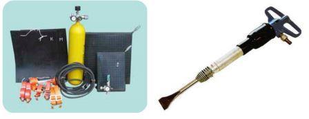 Пневматический ручной механизированный инструмент