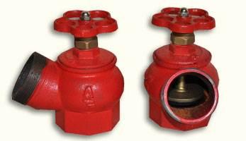 ПожарныйклапанДУ-65угловой