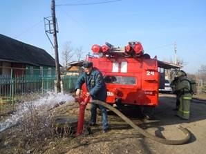 противопожарное водоснабжение поселков