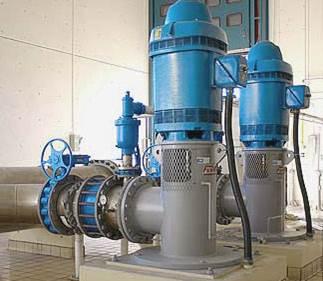 водоснабжение на промыш.предприятии