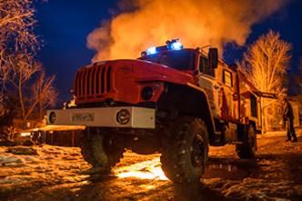 Сигнальный прибор пожарных автомобилей (сирена