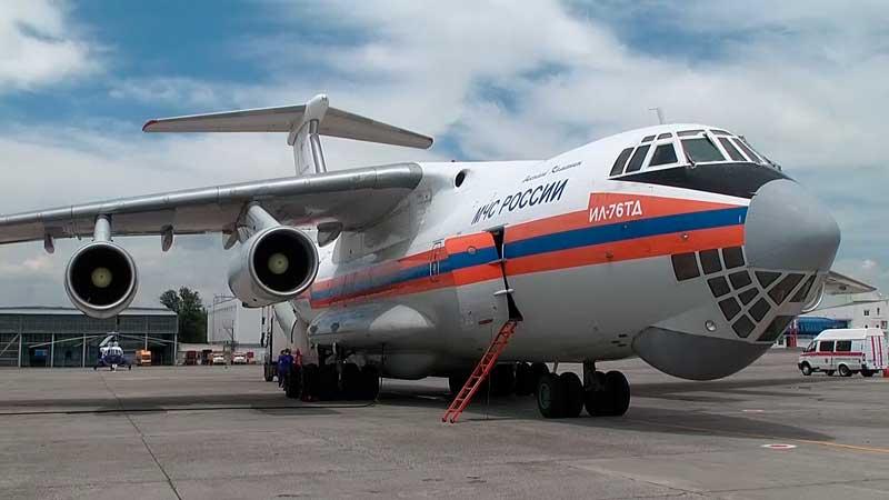 Аэромобильные спасательные комплексы АСК