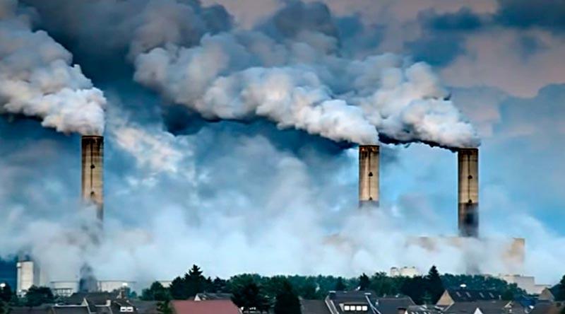 Антропогенное воздействие на составляющие атмосферы