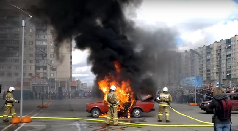 Пожарный караул