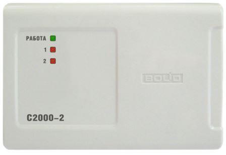 контролер доступа С2000-2