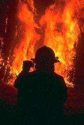 тушение пожаров в особых условиях