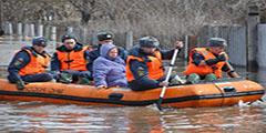 Что делать и как действовать во время и после наводнения (паводка)