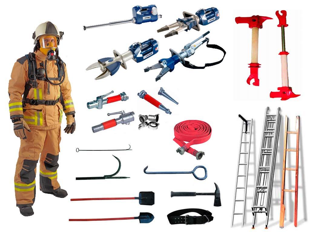 Пожарно-техническое вооружение