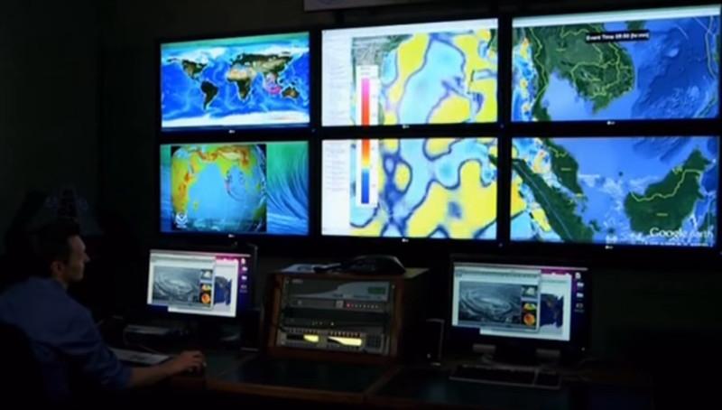Предвестники цунами
